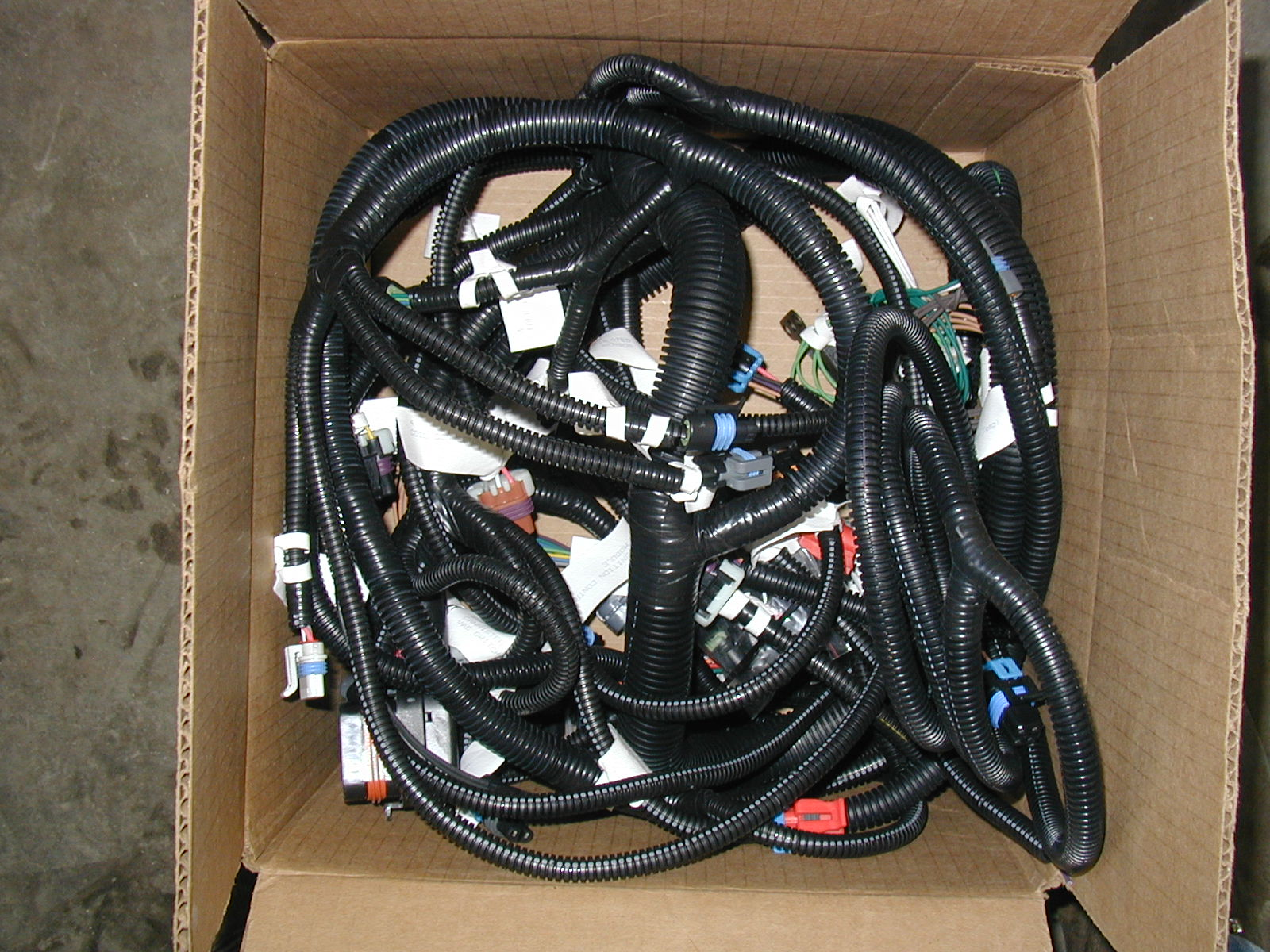 Chevy 43l Conversion Tbi Wiring Harness P1010008